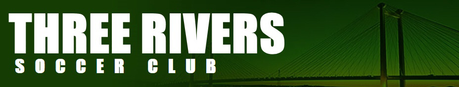 Three Rivers Soccer Club banner