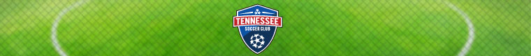 Tennessee Soccer Club banner