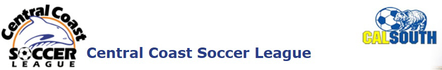 2014 Central Coast Soccer Spring Gaming Circuit banner