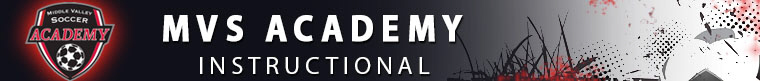 MVS Academy Instructional banner