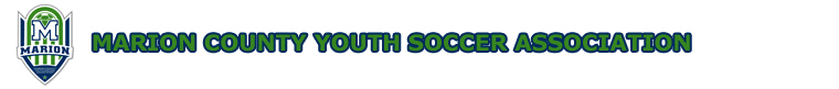 MARION CO YOUTH SOCCER ASSOC banner