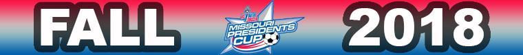 Missouri Presidents Cup - Fall 2018 banner
